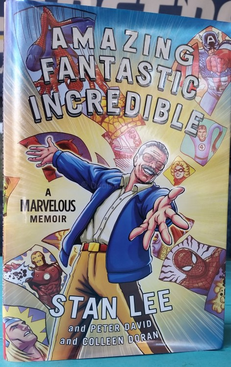 Stan Lee A Marvelous Memoir