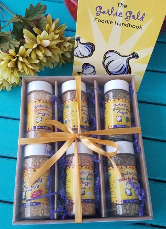 Garlic Gold Gift Set