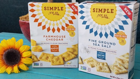 Simple Mills Crackers