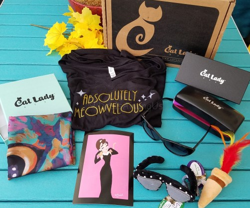 Cat Lady Box August