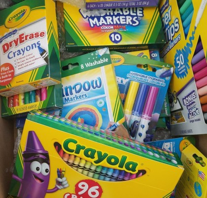 Crayola Opening Photo