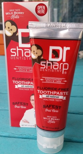 Dr Sharp Childrens Toothpaste