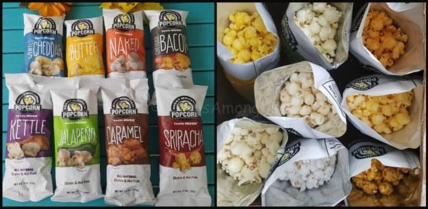 Open Road Snacks Rocky Mountain Popcorn