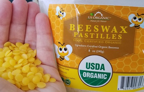 beeswax-pellets