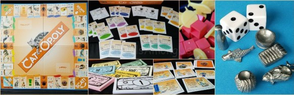 catopoly-game-components