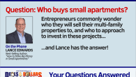 Lance Edwards Apartment Investing