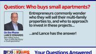 Lance Edwards Apartment Investing