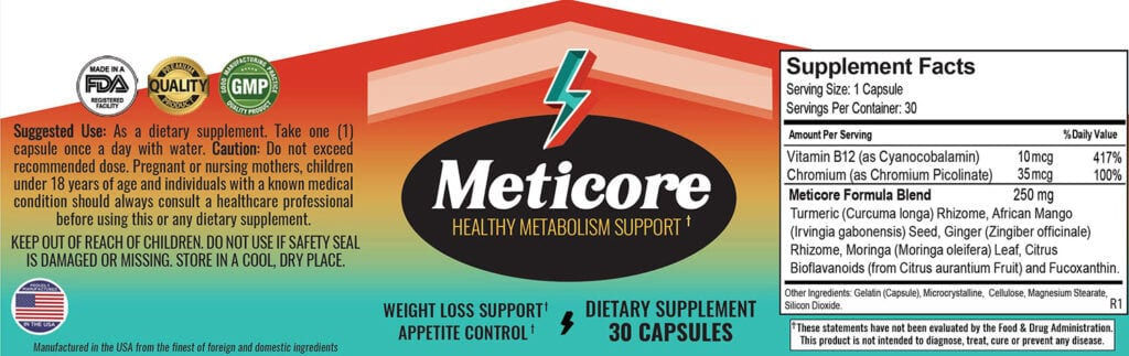 Meticore Review Does Meticore Weight Loss Supplement Really Work?