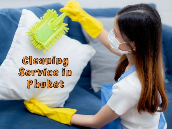 Cleaning Services in Phuket