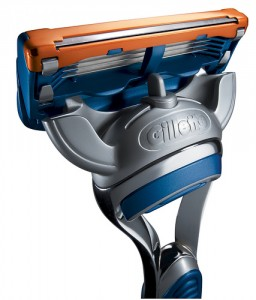 FREE Gillette Fusion Razor By Text