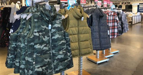 16cd1f916 Deals Finders | Old Navy Frost-Free Women's Vests Just $12 + Frost ...