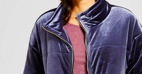 1002e1c2f Deals Finders   Target.com : Mossimo Women's Velvet Puffer Jacket ...