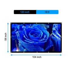 120 Inch Projection Screen 3