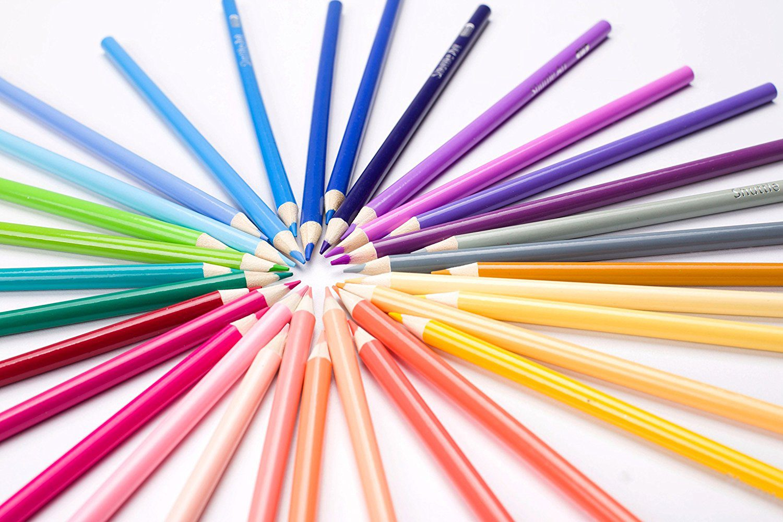 136 Colored Pencils 1