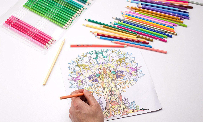 136 Colored Pencils 2