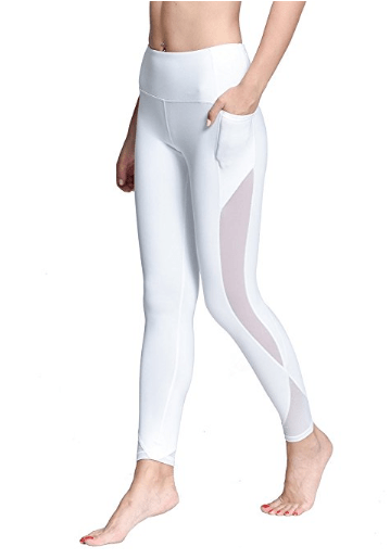 2018-06-14 09_31_37-Amazon.com_ Chikool Yoga Leggings for Women Running Workout Pants Mesh Fitness Y