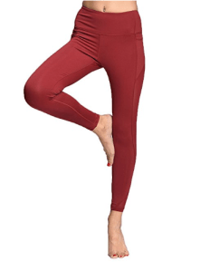 2018-06-14 09_33_13-Amazon.com_ Chikool Yoga Leggings for Women Running Workout Pants Mesh Fitness Y