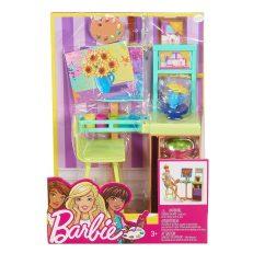 Barbie-FJB26-Art-Studio-Playset 5