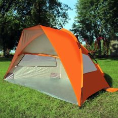 EasyUp Beach Tent Quick Cabana Sun Shelter Family Use,Sets up in Seconds 9