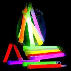 Glow Sticks Bulk 25 Count ( Whistle Shape ) 5