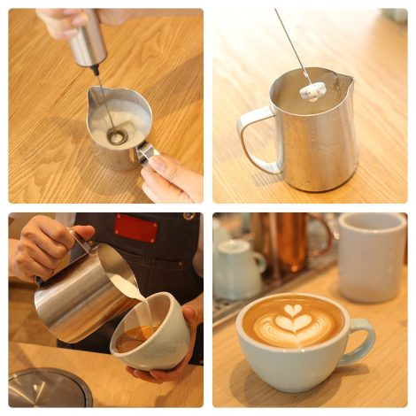 Milk-Frother 2