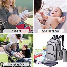 Multi-functional Nappy Bags 5
