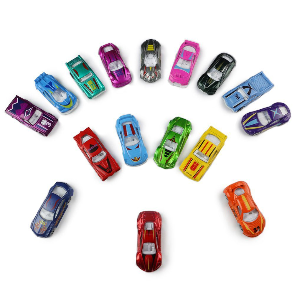 Race Car Metal Diecast Toys 2