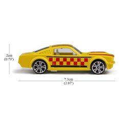 Race Car Metal Diecast Toys 3
