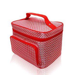 Travel Makeup Organizer Bag 1