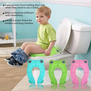 Surprising Deals Finders Amazon Travel Potty Toilet Potty Training Short Links Chair Design For Home Short Linksinfo