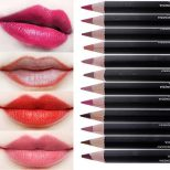 12pcs Women's Professional Makeup Lip liner Pencil Set with Cover