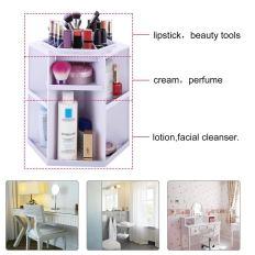 360 Rotating Makeup Organizer 3