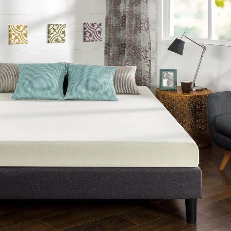Comfort Memory Foam 6 Inch Mattress, Queen