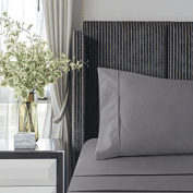 Microfiber 3-Piece Twin Bed Sheet Set