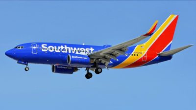 Southwest: California Fares from $39