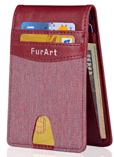 2018-09-16 14_45_02-Amazon.com_ RFID Credit Card Holder FurArt Bifold Slim Wallet-Minimalist Front P 1