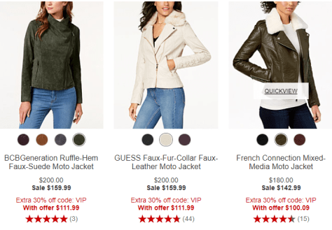 cfe54fee323 Faux Leather 2018-09-19 21_22_28-Faux Leather Womens Coats - Macy's.png
