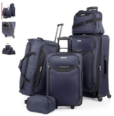 5Pcs Luggage Set