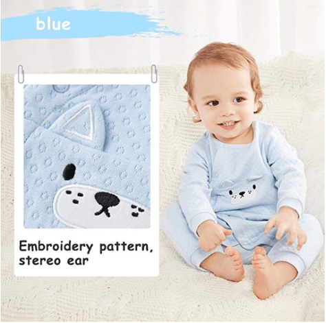 Baby Girl Cotton Long Sleeve Clothing 1
