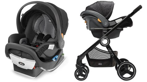 Chicco Fit2 Car Set 2