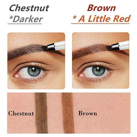 Eyebrow Pen With Four Tips 1