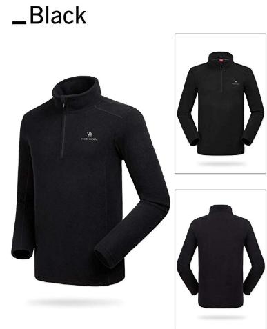Fleece Jacket Men 3
