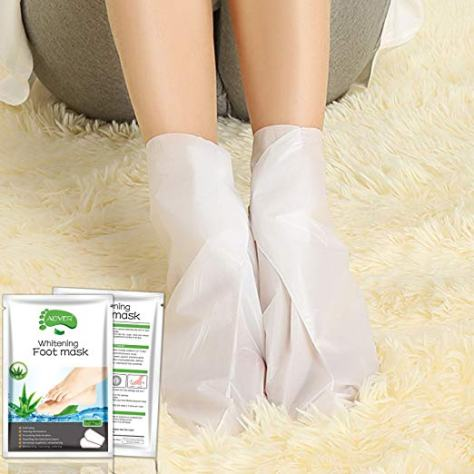 Foot Peel Mask 1