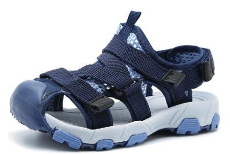 GUBARUN Kids Sport Sandals Closed Toe Boys Lightweight Athletic Bea