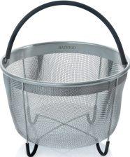 Instant Pot Accessories 3 qt Steamer Basket