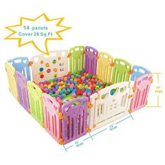 Kids Activity Centre Safety Play Yard 2