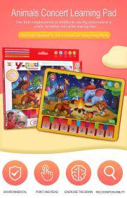 Kids Learning Pad Fun Kids Tablet 2