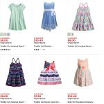 Kohl's: Up to 80% Off Girls Clearance Dresses + Extra 30% Off