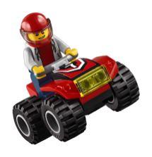 LEGO City ATV Race Team 3