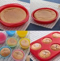Silicone Bakeware Set-16 Piece 3
